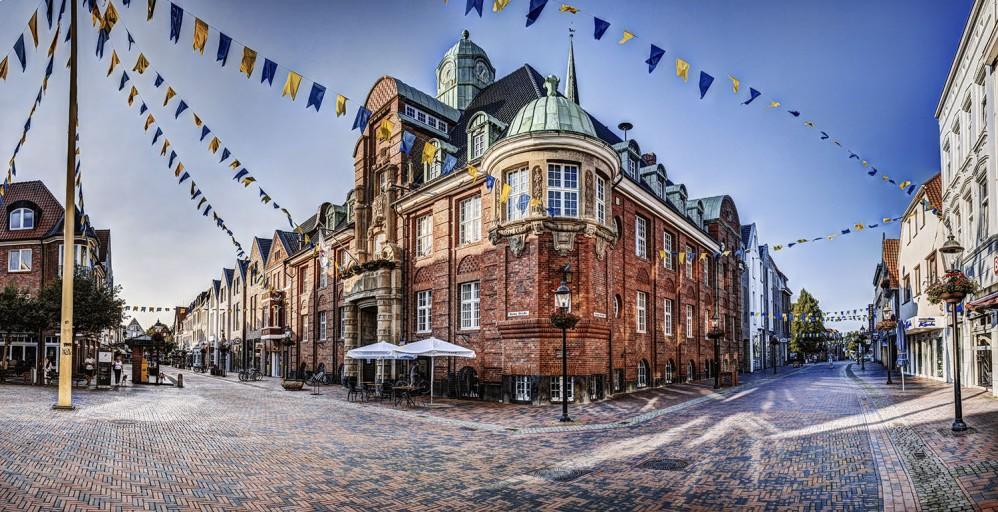 Buxtehude Rathaus