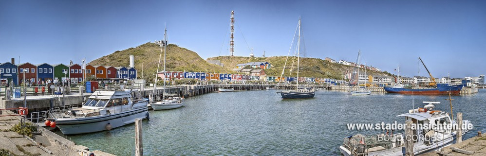 Helgoland - Hafen