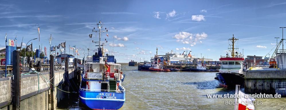 Cuxhaven - Hafen