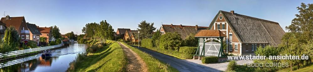 Steinkirchen an der Lühe