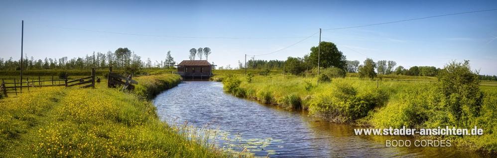 Kanal zur Oste