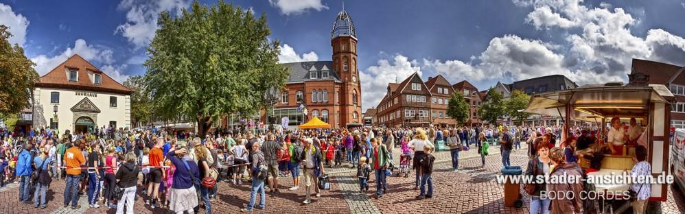 Pferdemarkt/Altstadtlauf