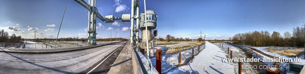 Hebebrücke Schwinge