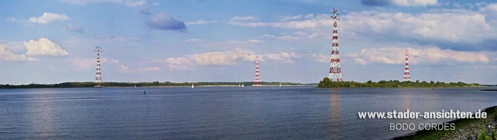 Elbe bei Lühesand